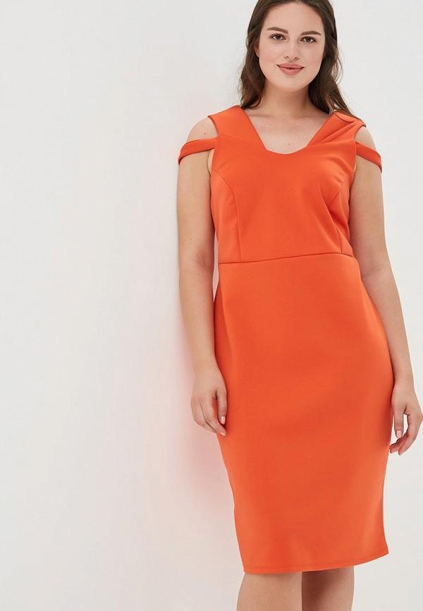 Платье Dorothy Perkins Curve Dorothy Perkins Curve DO029EWBSBL5