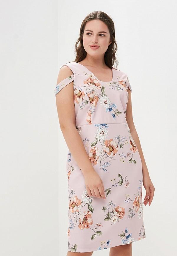 Платье Dorothy Perkins Curve Dorothy Perkins Curve DO029EWBSBL8 коврик dasch принт полет цвет голубой зеленый 45 х 75 см