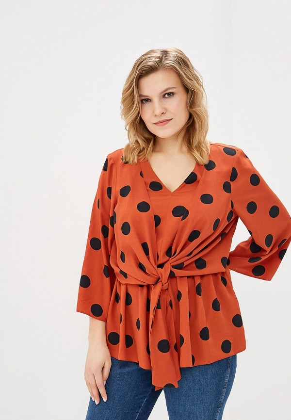 Блуза Dorothy Perkins Curve Dorothy Perkins Curve DO029EWEINM1 блуза dorothy perkins curve dorothy perkins curve do029ewxbo49