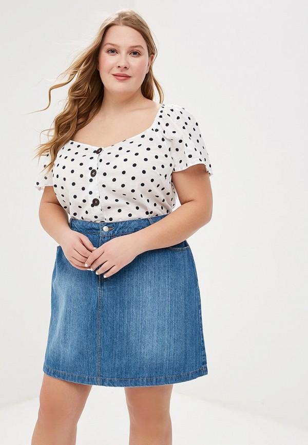 Блуза Dorothy Perkins Curve Dorothy Perkins Curve DO029EWEWSQ7 цена в Москве и Питере