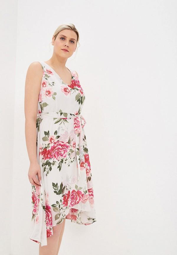 женское платье dorothy perkins curve, белое