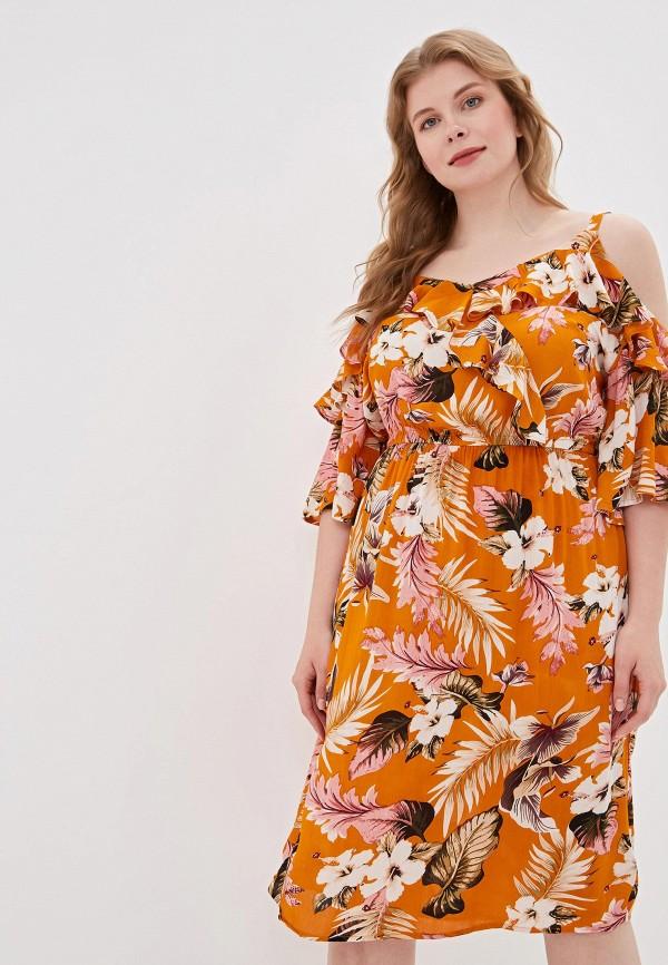 Платье Dorothy Perkins Curve Dorothy Perkins Curve DO029EWFQHW1 все цены