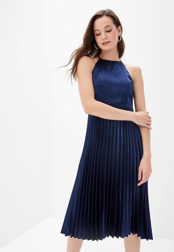 женское повседневные платье dorothy perkins curve, синее