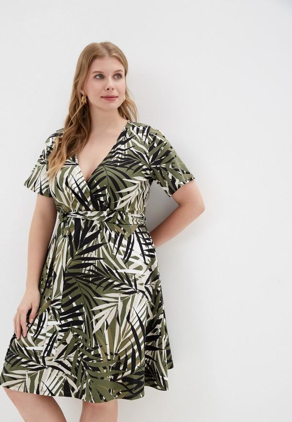 Платье Dorothy Perkins Curve Dorothy Perkins Curve DO029EWFWMQ6 все цены