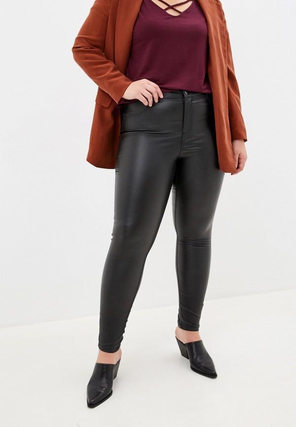 женские брюки dorothy perkins curve, черные