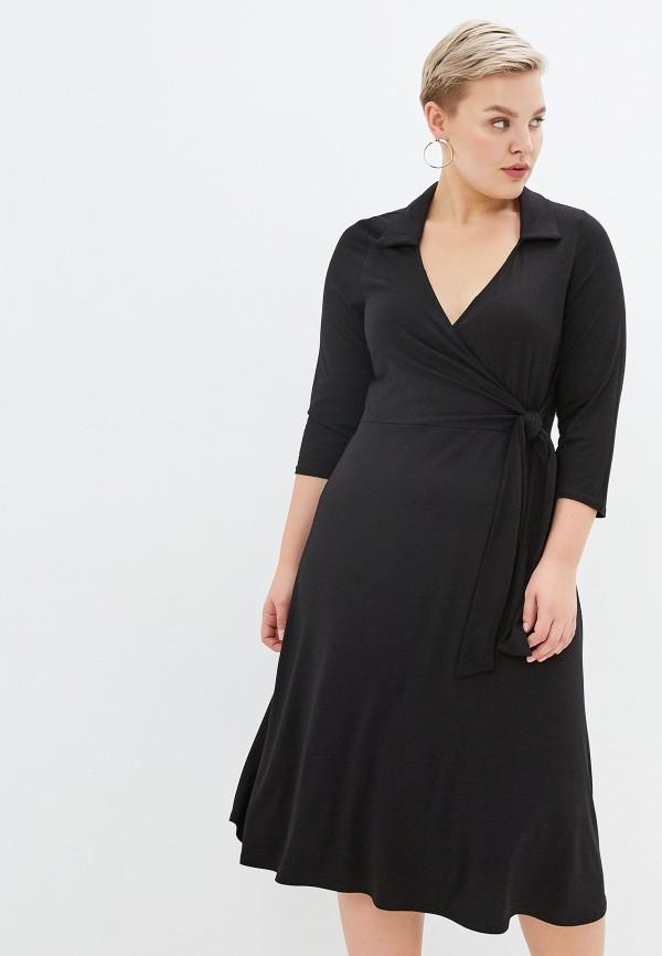 женское платье dorothy perkins curve, черное