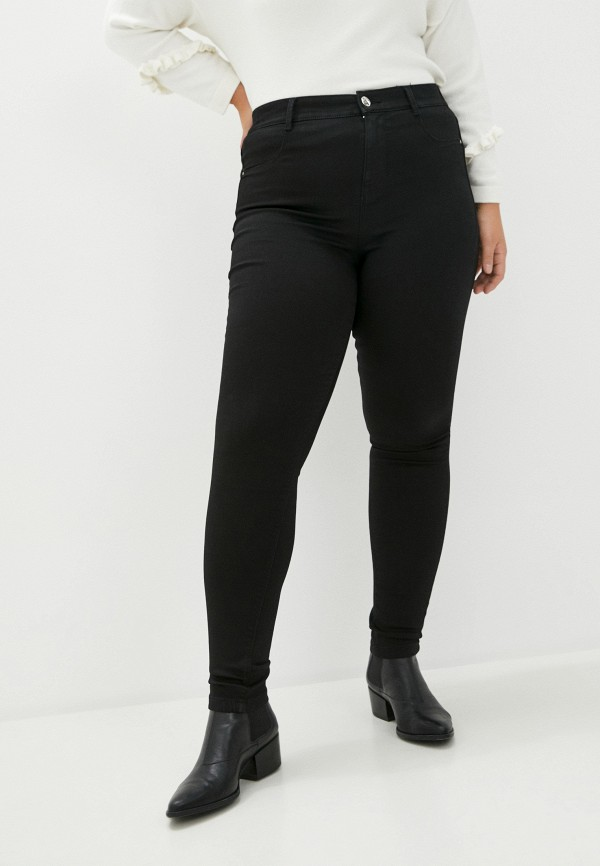 женские джинсы dorothy perkins curve, черные