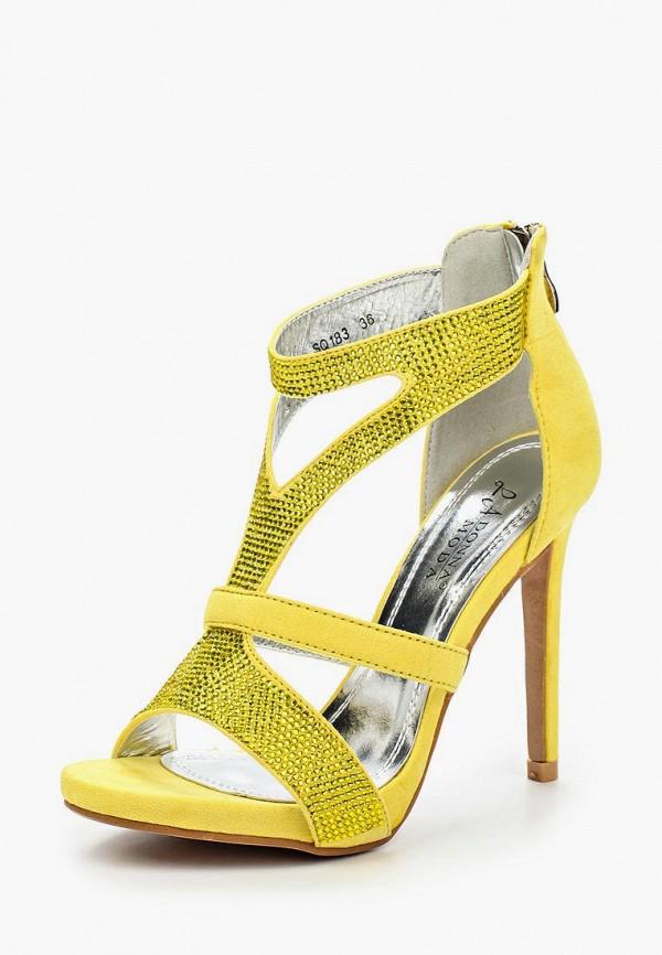 где купить Босоножки Donna Moda Donna Moda DO030AWIWM11 по лучшей цене