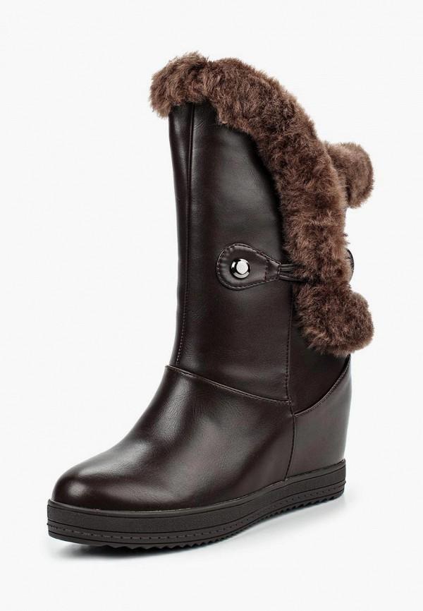 цены на Полусапоги Donna Moda Donna Moda DO030AWNTR33  в интернет-магазинах