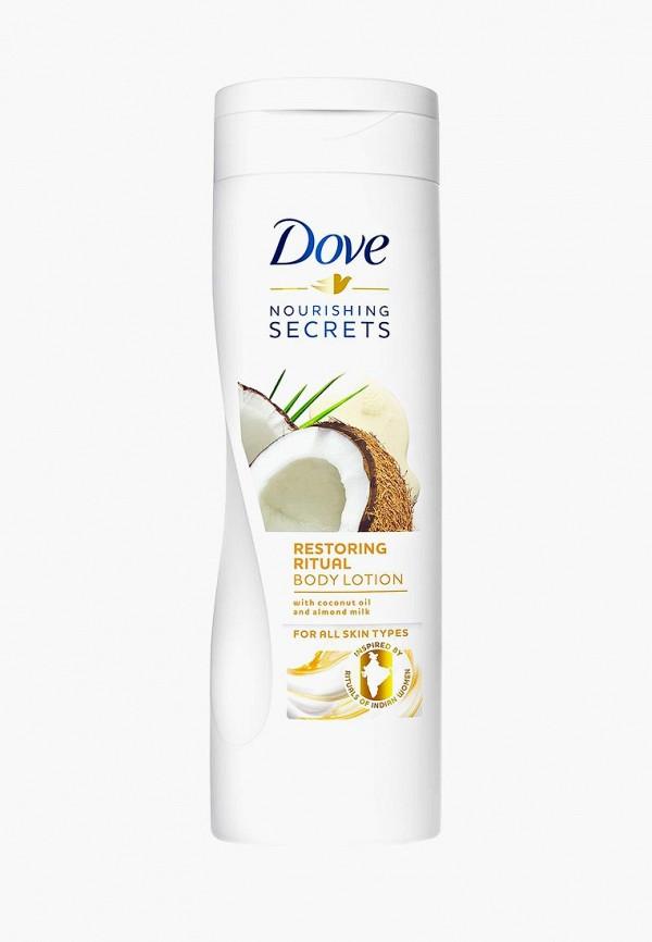 Лосьон для тела Dove Восстанавливающий с кокосовым маслом и миндальным молочком, 250 мл