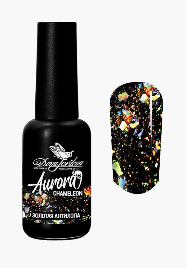 женский лак для ногтей dona jerdona, разноцветный