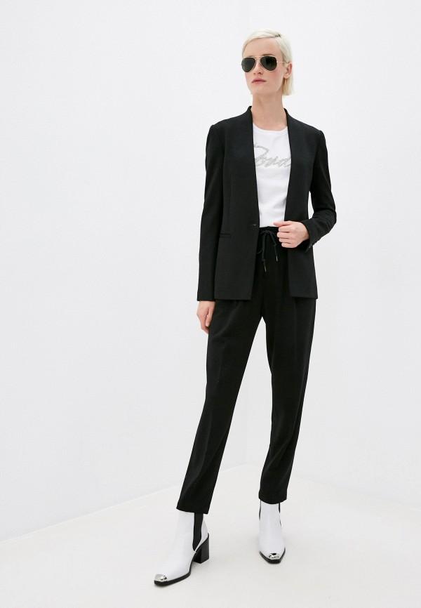 женский костюм dondup, черный