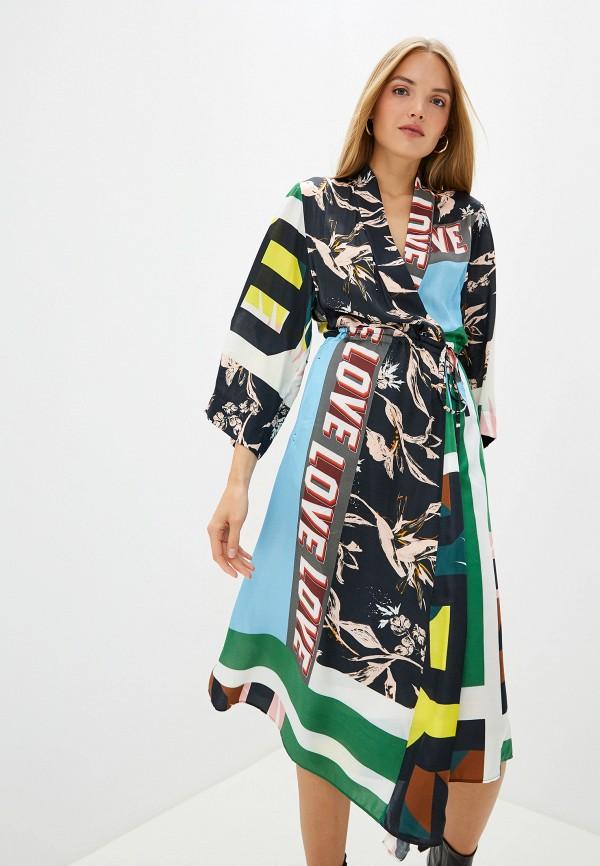 Платье Dorothee Schumacher Dorothee Schumacher DO043EWGLNK6 пуловер dorothee schumacher dorothee schumacher do043ewglnl9