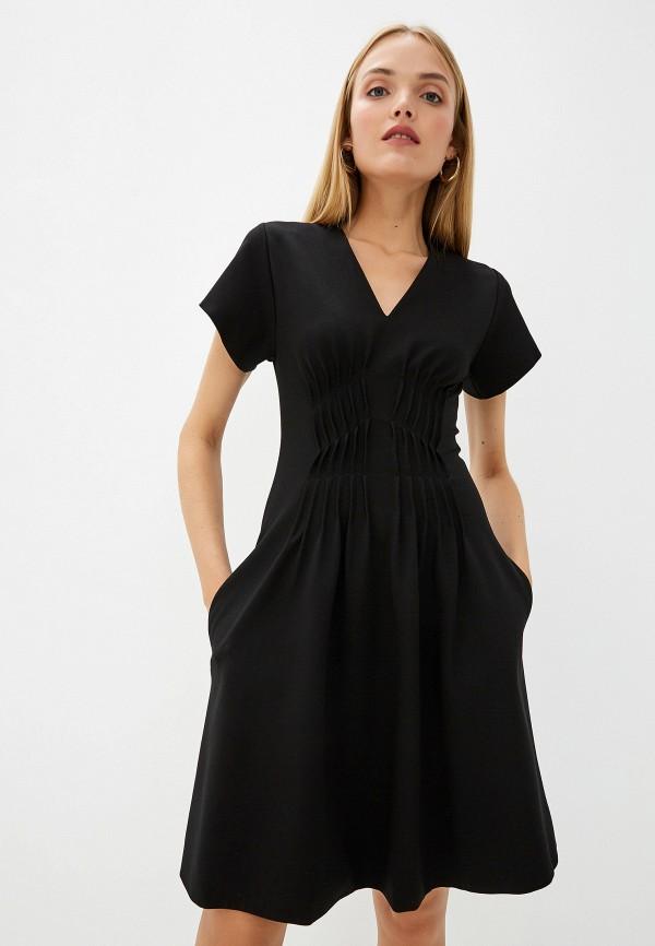 женское повседневные платье dorothee schumacher, черное