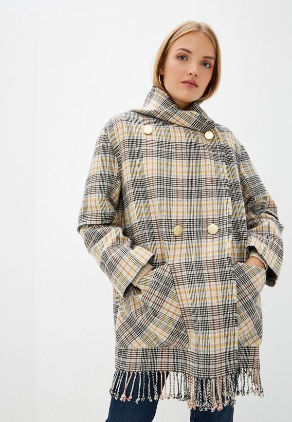 Пальто Dorothee Schumacher Dorothee Schumacher DO043EWGLNL5 пуловер dorothee schumacher dorothee schumacher do043ewglnl9