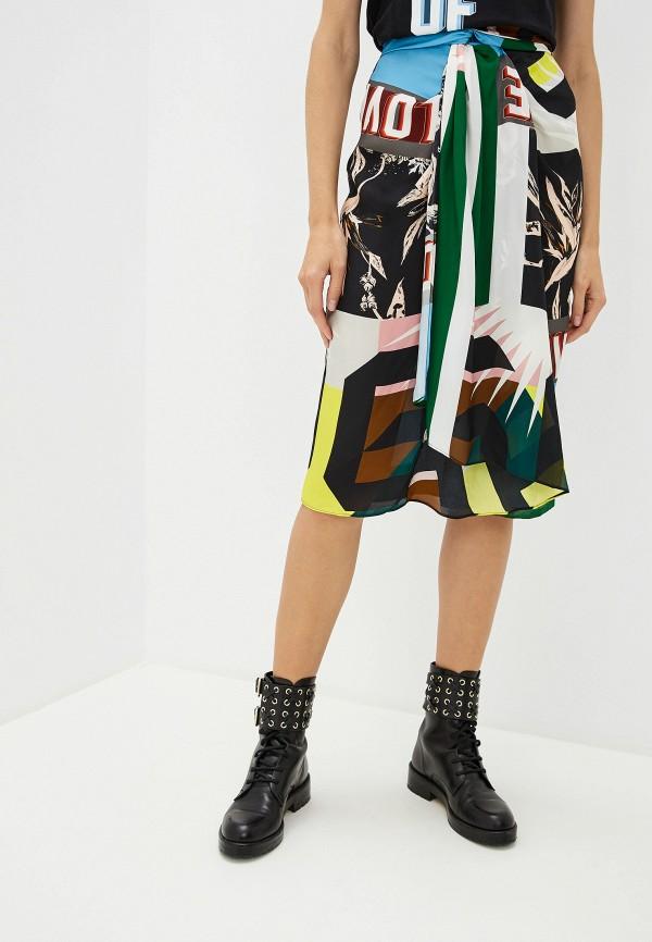 женская юбка dorothee schumacher, разноцветная