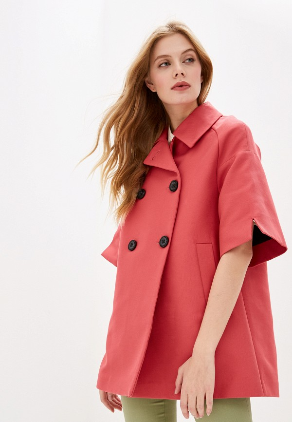женское пальто dorothee schumacher, розовое