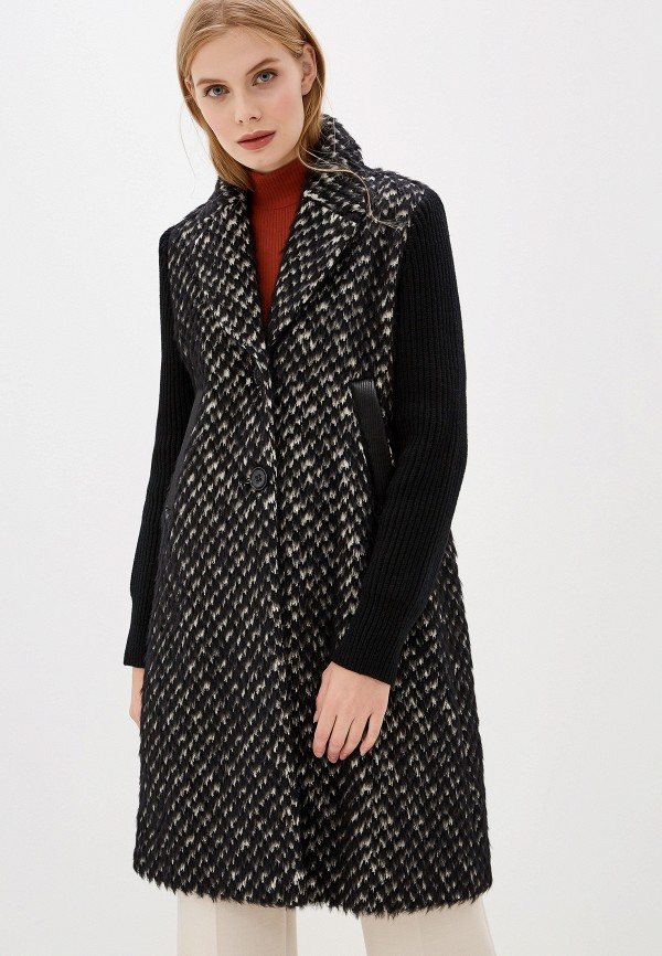 женское пальто dorothee schumacher, серое