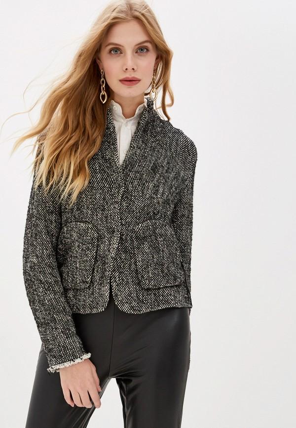 женский пиджак dorothee schumacher, черный