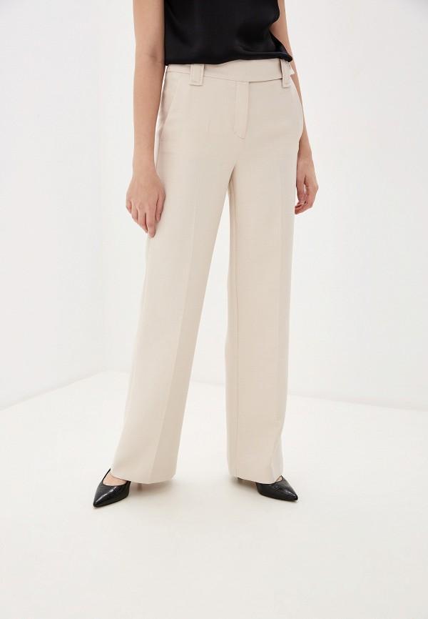 женские повседневные брюки dorothee schumacher, белые