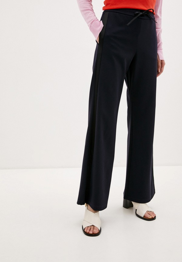 женские повседневные брюки dorothee schumacher, синие