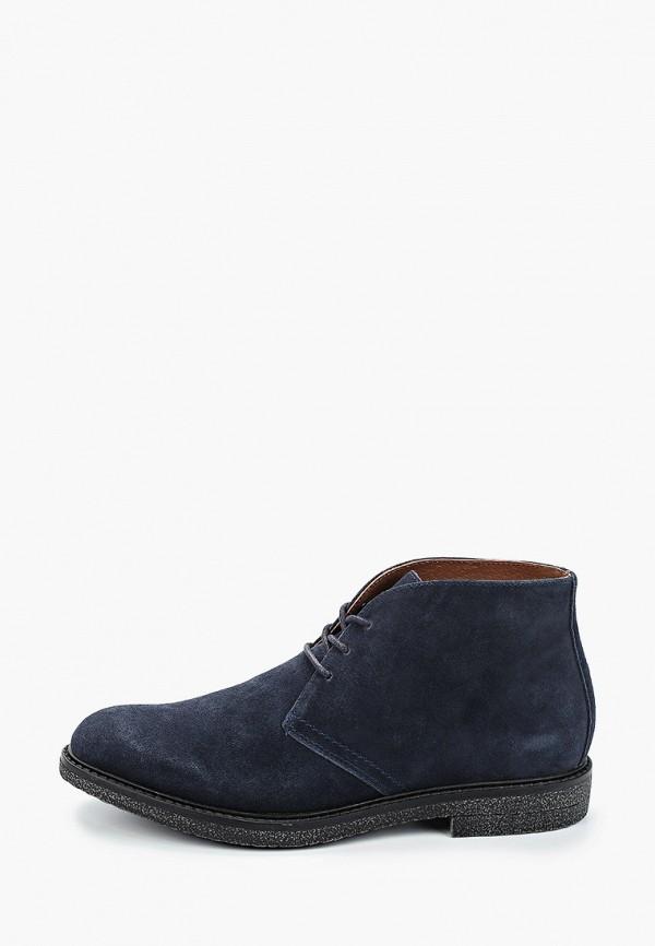 мужские ботинки docksteps, синие