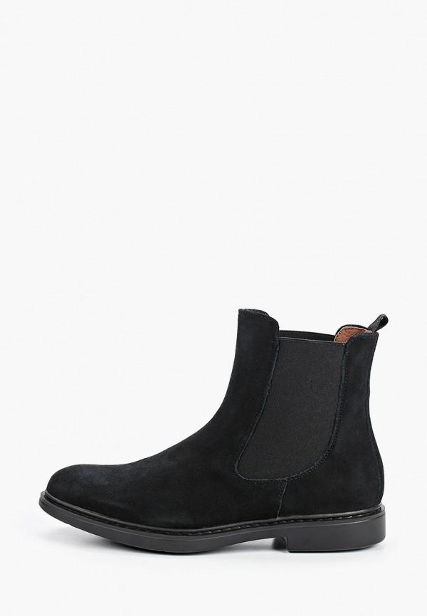мужские ботинки docksteps, черные