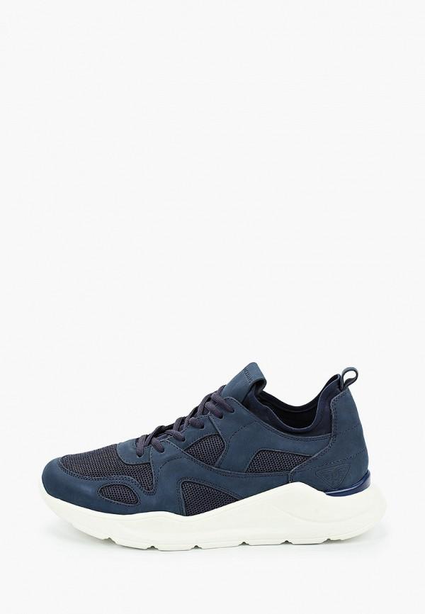 мужские кроссовки docksteps, синие