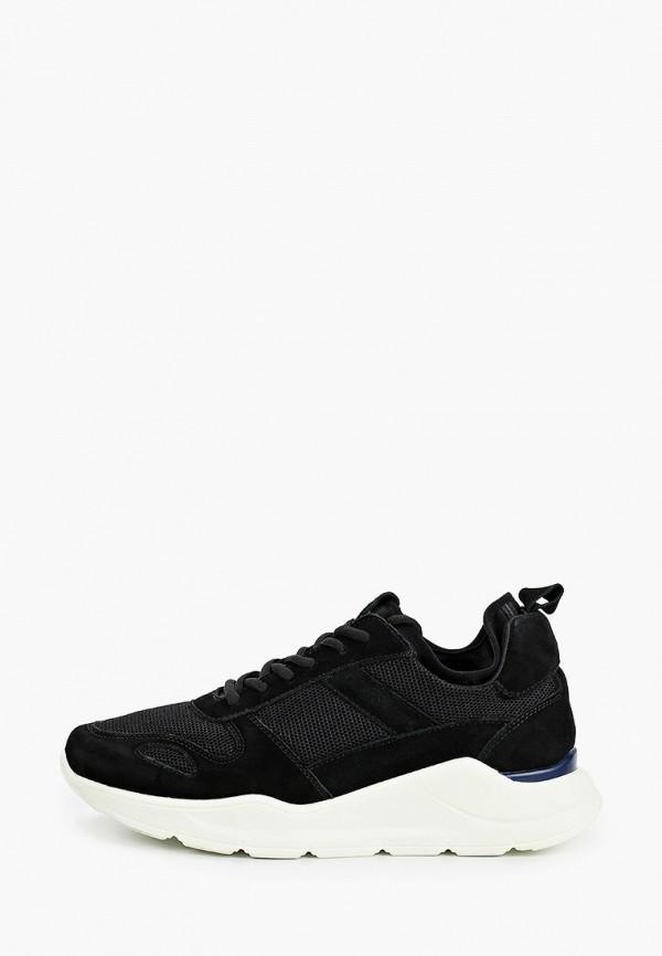 мужские кроссовки docksteps, черные