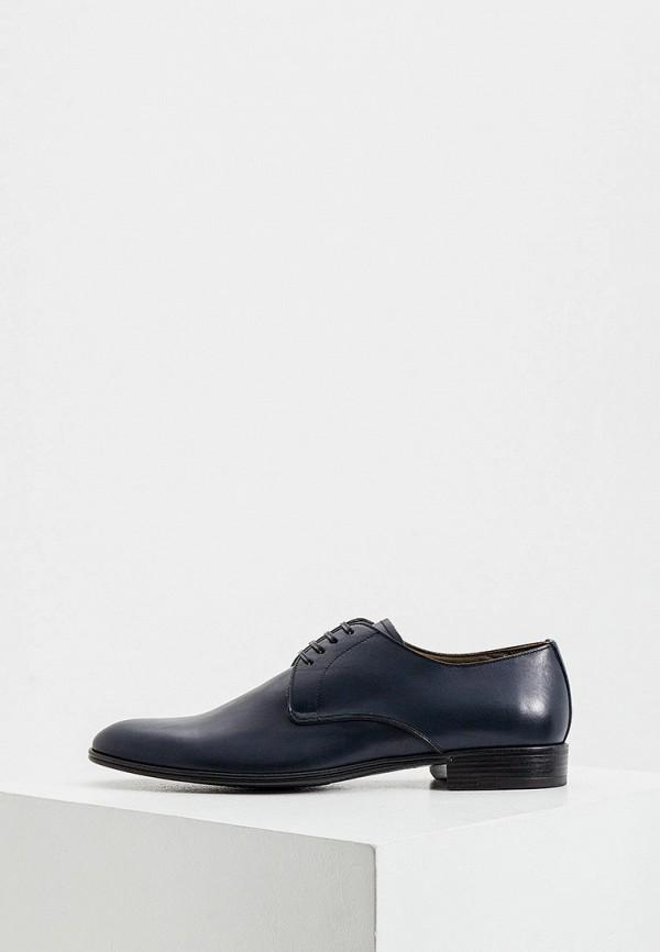 мужские туфли dolce & gabbana, синие