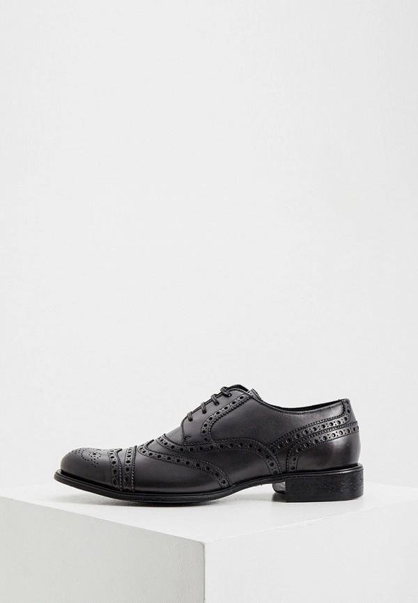 мужские туфли dolce & gabbana, серые