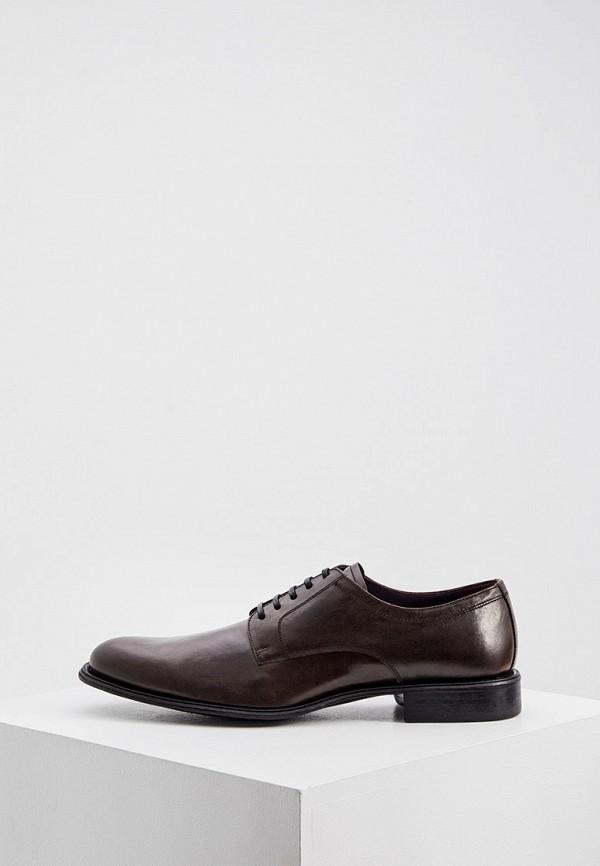 мужские туфли dolce & gabbana, коричневые