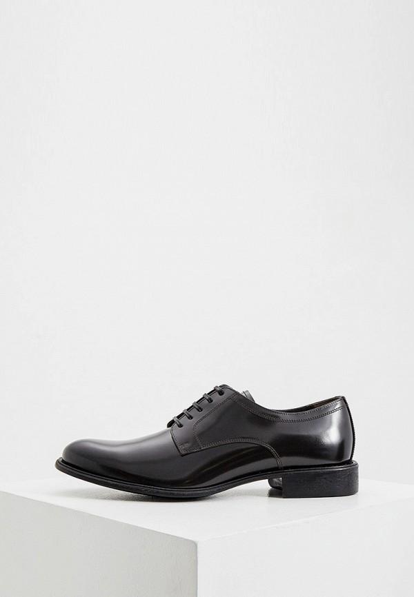 мужские туфли dolce & gabbana, черные