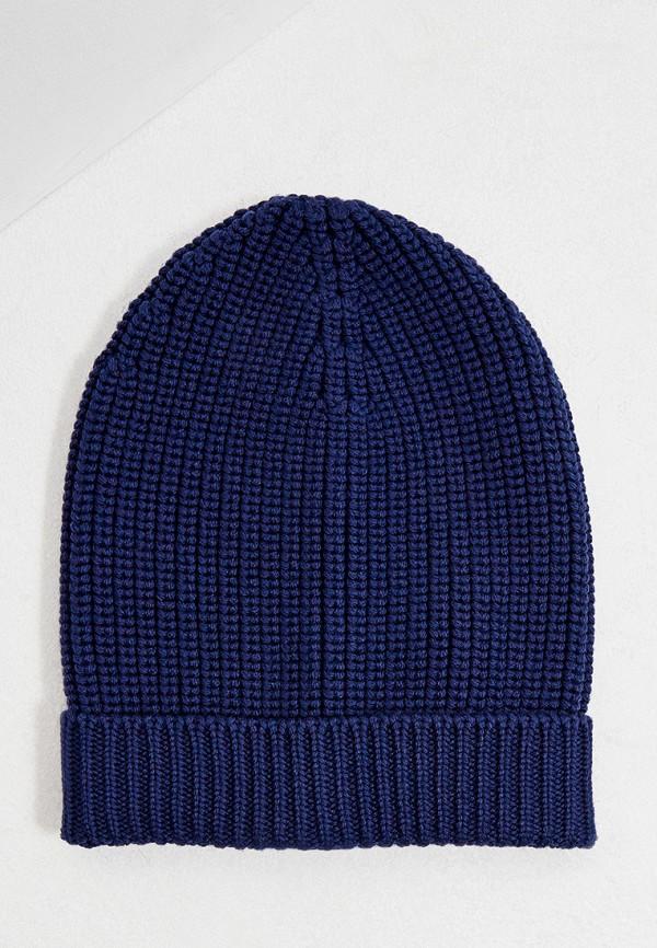 мужская шапка dolce & gabbana, синяя