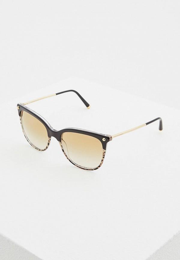 женские солнцезащитные очки dolce & gabbana, бежевые