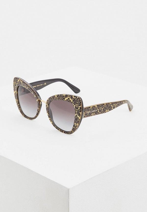 Очки солнцезащитные Dolce&Gabbana Dolce&Gabbana DO260DWENBB1
