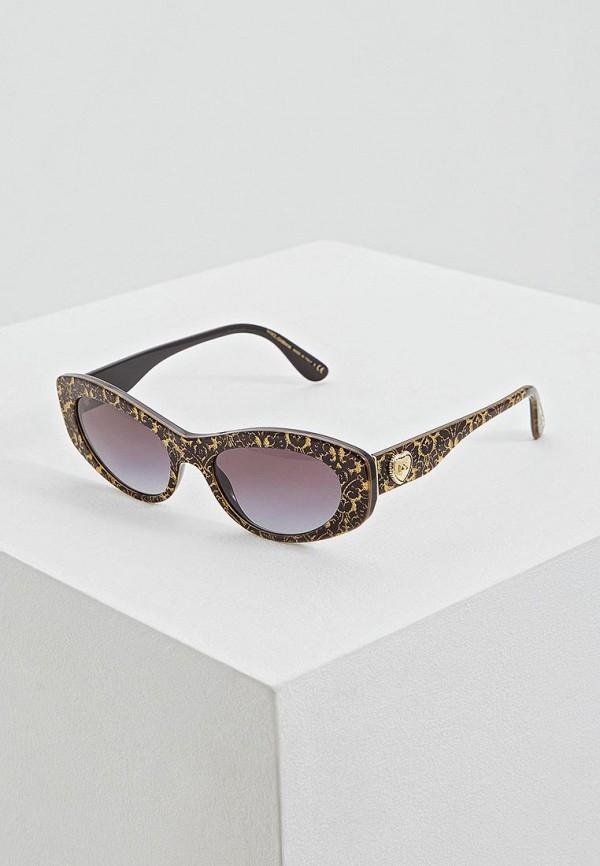 Очки солнцезащитные Dolce&Gabbana Dolce&Gabbana DO260DWENBP7 босоножки dolce gabbana