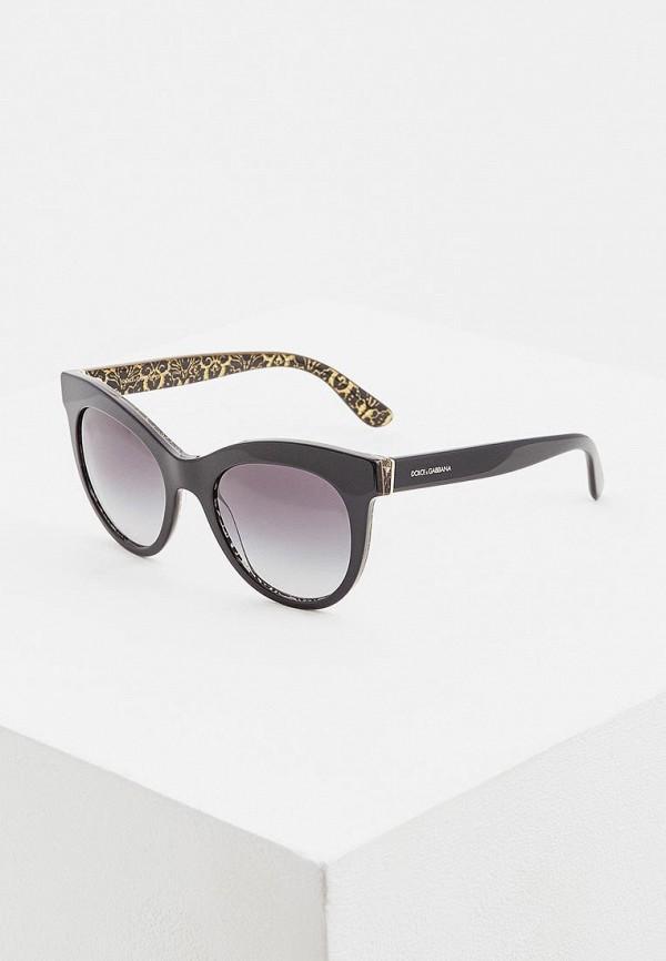 Очки солнцезащитные Dolce&Gabbana Dolce&Gabbana DO260DWENBR0 очки солнцезащитные dolce