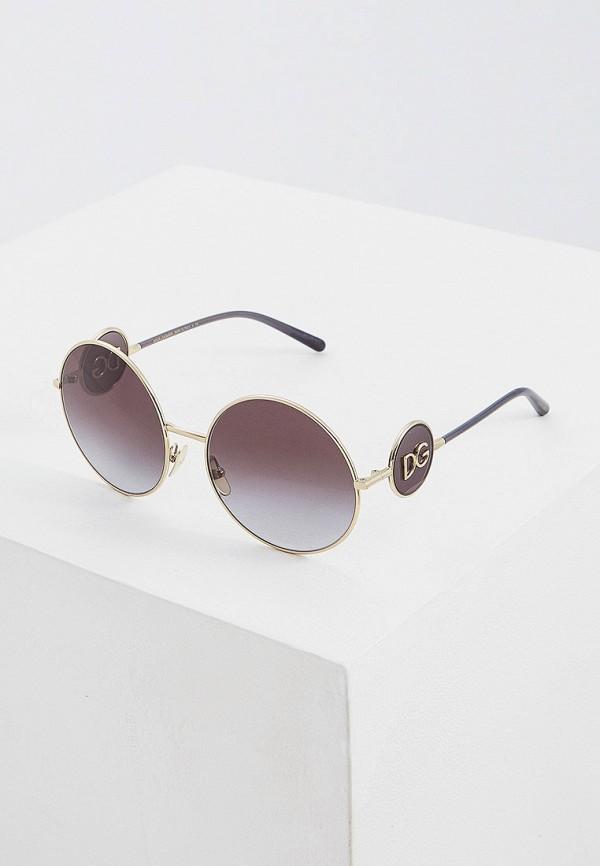Очки солнцезащитные Dolce&Gabbana Dolce&Gabbana DO260DWFTRS2 очки солнцезащитные dolce