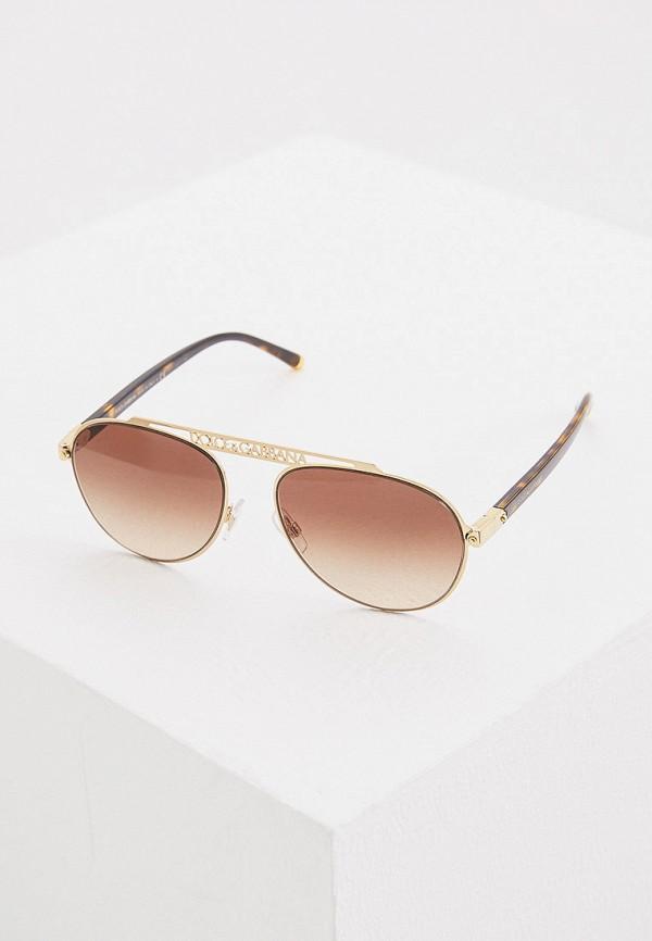 Очки солнцезащитные Dolce&Gabbana Dolce&Gabbana DO260DWFTRS9 очки солнцезащитные dolce