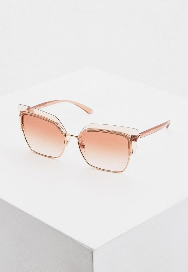женские квадратные солнцезащитные очки dolce & gabbana