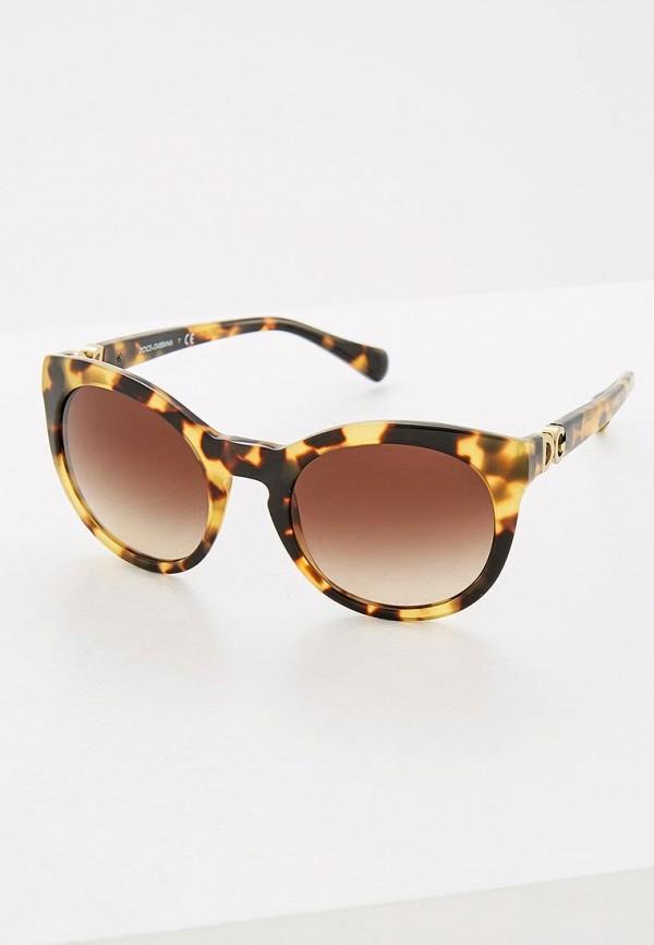 Очки солнцезащитные Dolce&Gabbana Dolce&Gabbana DO260DWHWZ67 очки солнцезащитные dolce