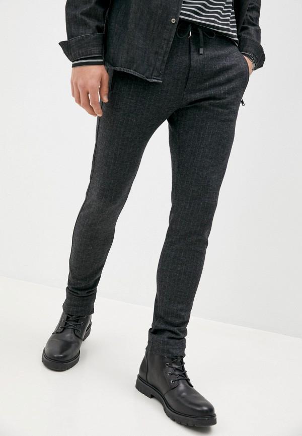 мужские повседневные брюки dolce & gabbana, серые