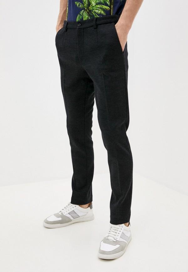 мужские классические брюки dolce & gabbana, серые