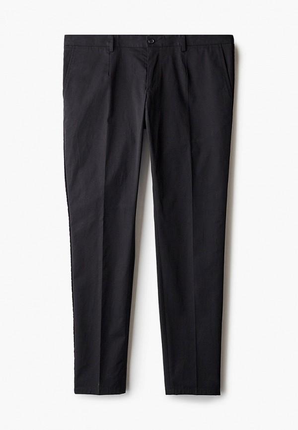 мужские повседневные брюки dolce & gabbana, черные