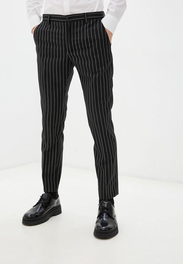 мужские классические брюки dolce & gabbana, черные