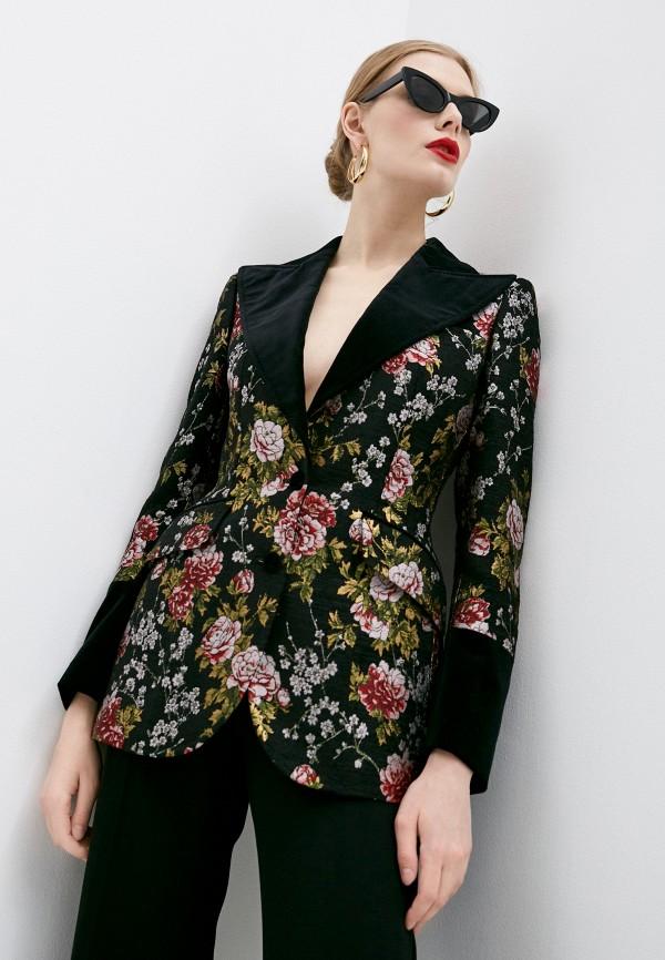 женский пиджак dolce & gabbana, разноцветный