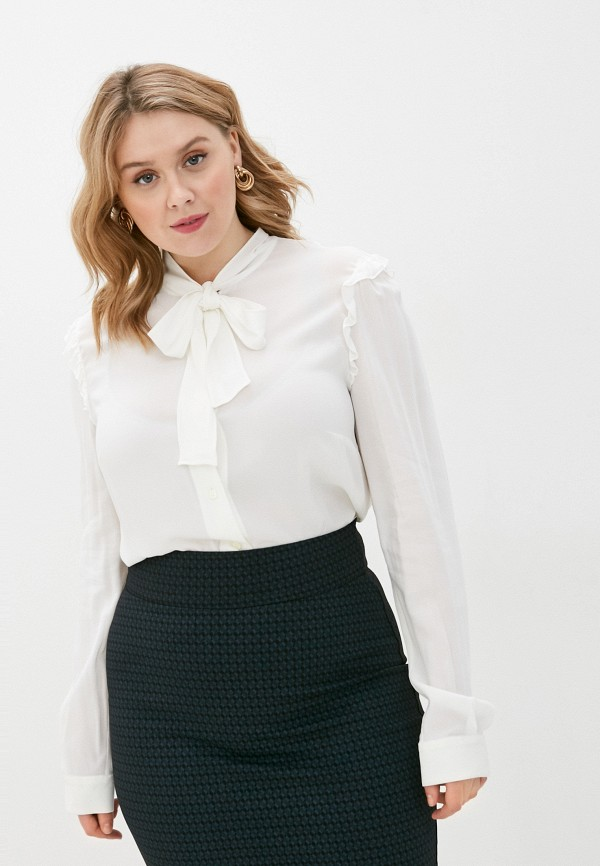 женская блузка dolce & gabbana, белая