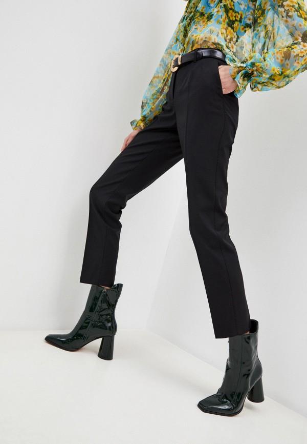 женские классические брюки dolce & gabbana, черные