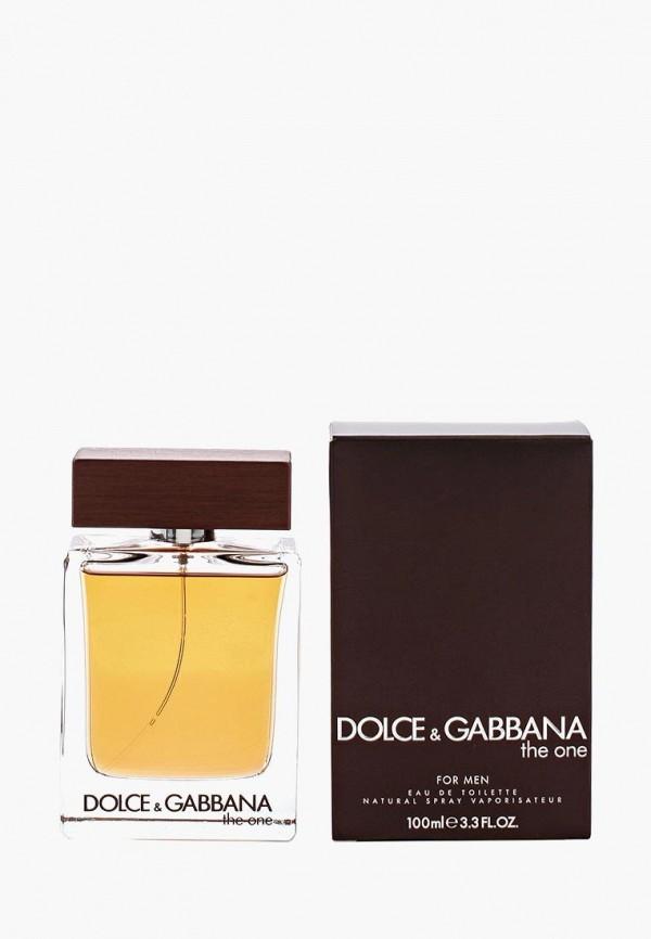Туалетная вода Dolce&Gabbana, The One For Men 100 мл, DO260LMGTW67, Осень-зима 2018/2019  - купить со скидкой